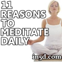 11 Reasons to Meditate Daily
