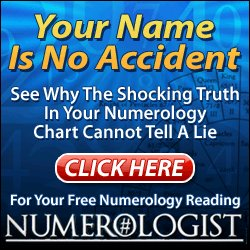 Your Name Is No Accident!  Free Numerology Reading