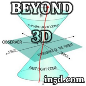 Beyond the 3rd Dimension | in5d.com | Esoteric, Spiritual and Metaphysical Database