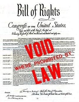 """Анонимный Судья: США - Это Плантация, А """"Мы, Народ"""" - Рабы Bill-of-rights"""