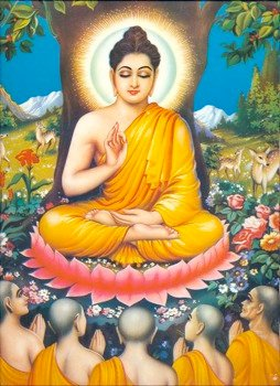 Both went to their temples at the age of twelve, where they are said to have astonished all with their wisdom. Both supposedly fasted in solitude for a long time: Buddha for forty–seven days and Jesus for forty. Both wandered to a fig tree at the conclusion of their fasts. Both were about the same age when they began their public ministry: