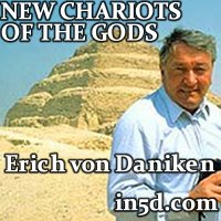 NEW Chariots of the Gods - Erich von Daniken