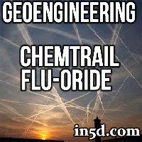 Geoengineering - Chemtrail Flu-oride