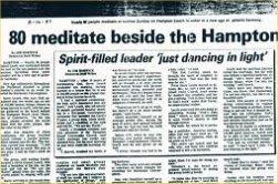 harmonic convergence in 1987