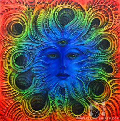 Psychedelic Art - A Trip Through Time - In5D Esoteric