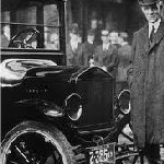 Henry Ford's first Model-T