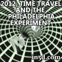 2012, Time Travel and the Philadelphia Experiment