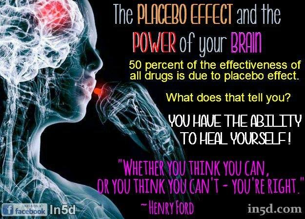 6. The Placebo Effect