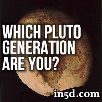 Which Pluto Generation Are You?