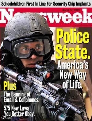 "Анонимный Судья: США - Это Плантация, А ""Мы, Народ"" - Рабы Police-state"
