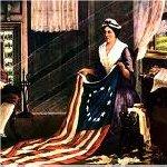 Betsy Ross's flag