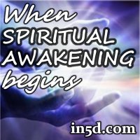 When Spiritual Awakening Begins