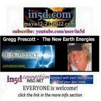 in5d's Gregg Prescott - The New Earth Energies on Truth Frequency Radio