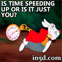 Is Time Speeding Up Or Is It Just You?