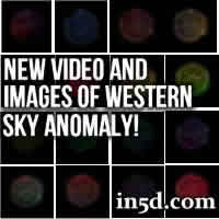 New Video and Images Of Western Sky UFO