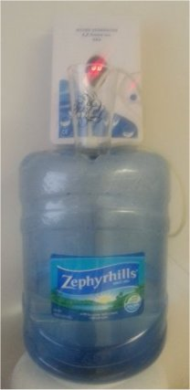 I buy 5 gallon jugs of BPA free spring water from Zephyrhills and dispense it from a water cooler. Even my dog drinks this water! I have an ozone machine by the water dispenser