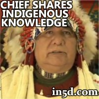 Chief Shares Indigenous Knowledge Regarding 11:11, Chemtrails, UFO's, Star Nations, Planet X and December 21, 2012