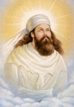 "Zoroaster was born of a virgin and ""immaculate conception by a ray of divine reason."" He was baptized in a river. In his youth he astounded wise men with his wisdom. He was tempted in the wilderness by the devil. He began his ministry at age 30. Zoroaster baptized with water, fire and ""holy wind."" He cast out demons and restored the sight to a blind man. He taught about heaven and hell, and revealed mysteries, including resurrection, judgment, salvation and the apocalypse. He had a sacred cup or grail. He was slain. His religion had a Eucharist. He was the ""Word made flesh."" Zoroaster's followers expected a ""second coming"" in the virgin-born Saoshynt or Savior, who is to come in 2341 AD and begin his ministry at age 30, ushering in a golden age."