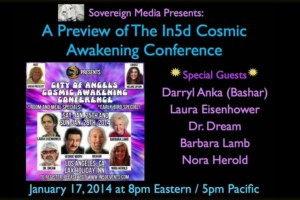 In5D Radio Cosmic Awakening Conference Preview Show