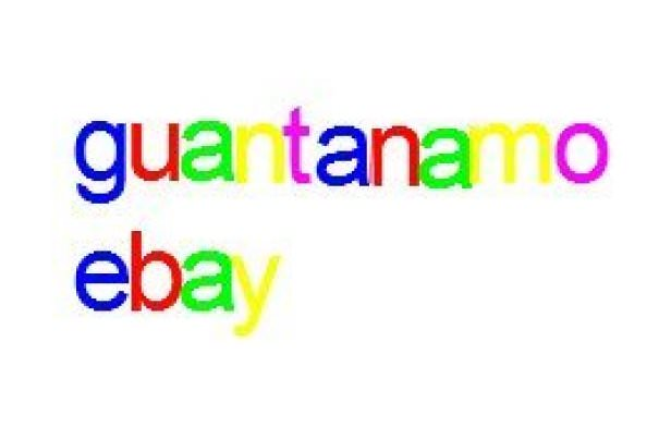 "Welcome To 1984: Account Terminated On ""Guantanamo"" eBay For Prepping"