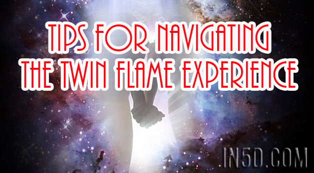 Tips For Navigating The Twin Flame Experience