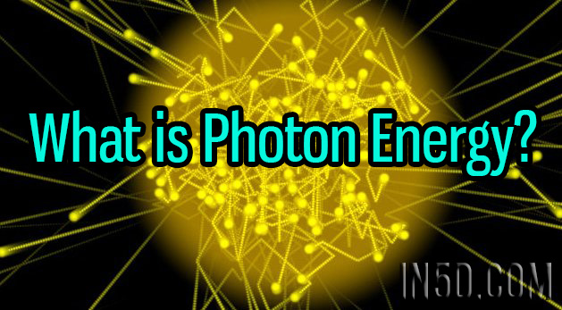 What Is Photon Energy In5d In5d