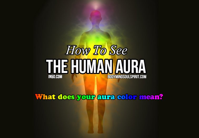 How do i know what color my aura is