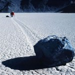 The Mysterious Wandering Rocks Of Death Valley