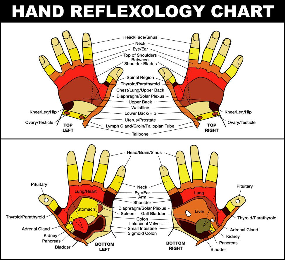 Reflexology - Methods and Tutorials