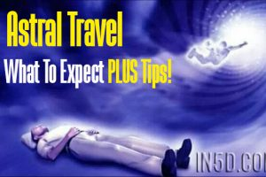 Astral Travel For Beginners – What To Expect And 5 Tips