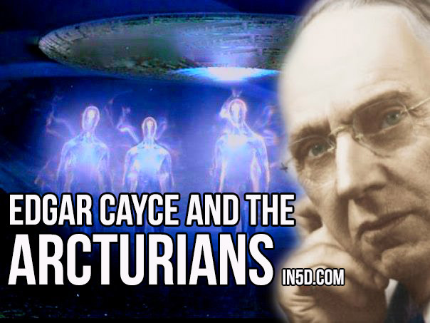 Edgar Cayce Talking About The Arcturians