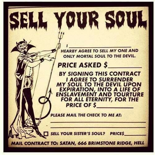 How can I avoid making another soul contract?
