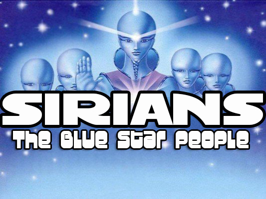 Sirians - The Blue Star People