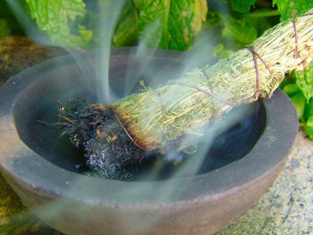 Raise The Energy In Your Home With Smudging In5d In5d