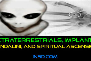 Extraterrestrials, Implants, Kundalini, And Spiritual Ascension