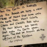 Hopi Prophecy And The End Times