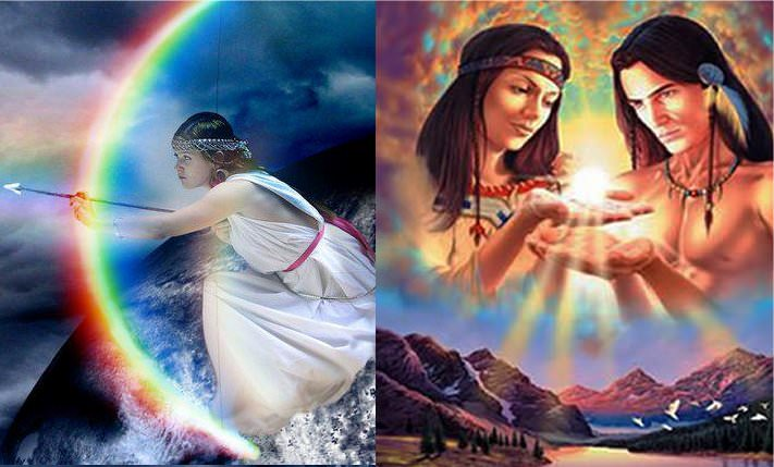 Prophecy Of The Rainbow Warriors And Future Of Planet Earth