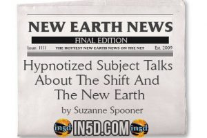 New Earth News – Hypnotized Subject Talks About The Shift And The New Earth