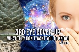 Pineal Gland's Third Eye – The Biggest Cover-up in Human History