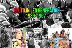 Pluto In Leo Generation Born Between 1939-1957