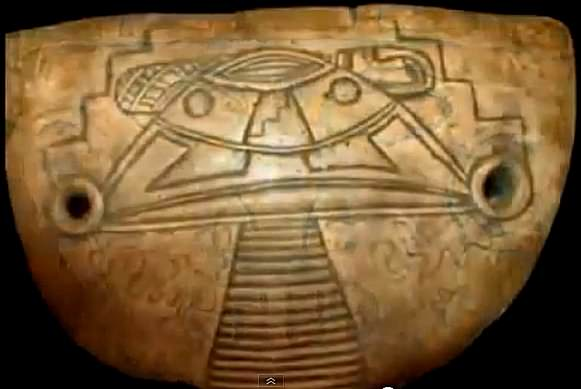 Newly Discovered Artifacts Prove Mayans Had Alien Contact!