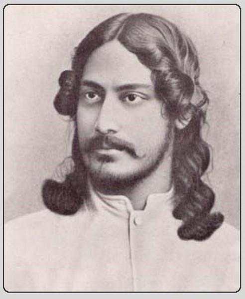 Tagore's Hair