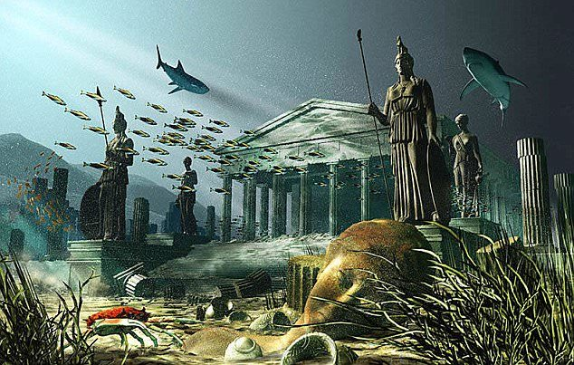 Aliens, Atlantis And The Afterlife
