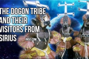 The Dogon Tribe And Their Visitors From The Sirius Star System