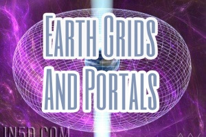 Earth's Grids And Portals