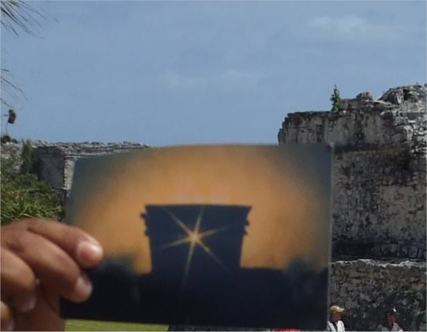 On the summer solstice at 6am, the sun is perfectly aligned with the center of the Tulum Temple opening, as it is during the winter solstice and spring and fall equinoxes. The nobility controlled the commons with this knowledge and didn't tell them. The commons were threatened by the nobility that they would bring war if the commons didn't pay taxes. They conversely promised good crops if their taxes were paid.