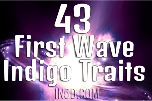 43 First Wave Indigo Traits
