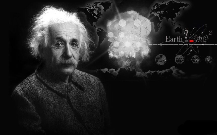 Albert Einstein – The Nature Of Life And Dimensions On Earth