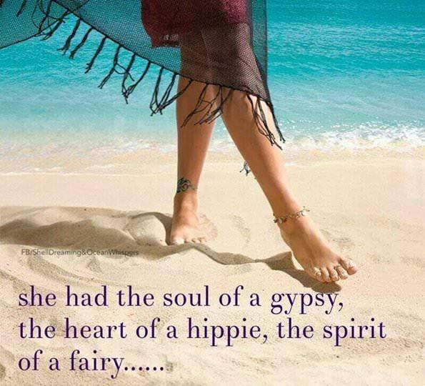 86012dc1d7011 She had the soul of a gypsy - In5D   In5D
