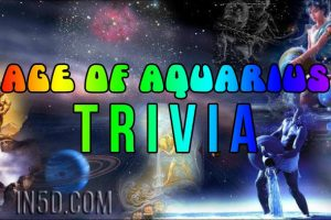 Age Of Aquarius and 5th Dimension Trivia